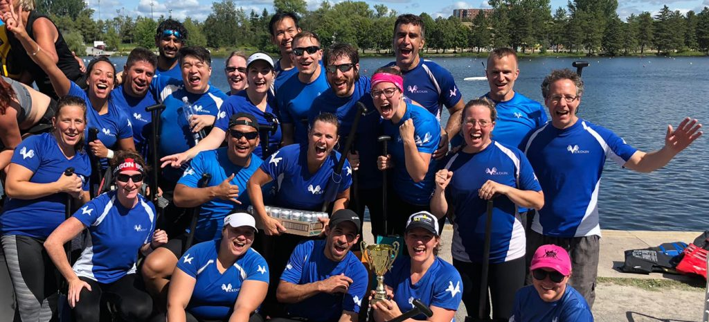 Verdun Dragon Boat Club winners